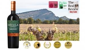 Hécula Monastrell Organic 2019 Seguimos cosechando éxitos