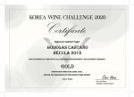 Korea Wine Challenge