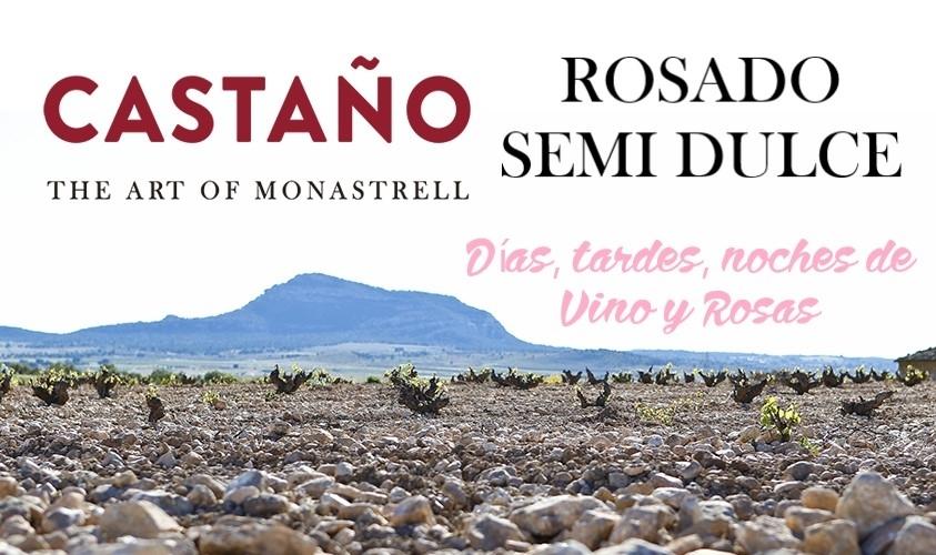 Nuevo Castaño Rosado monastrell Semidulce